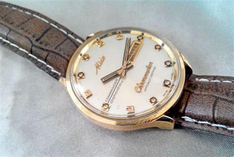 Sparepart Jam Tangan Mido vintage jam dulu jam antik jam lama sparepart jam vintage mido chronometer datoday gold 20m