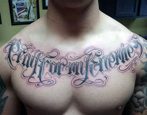 english tattoos for men 50 tattoos for retro font ink design ideas
