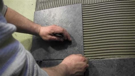 Installing Tile On Walls How To Tile A Shower Wall Cutting And Installing Wall Tile