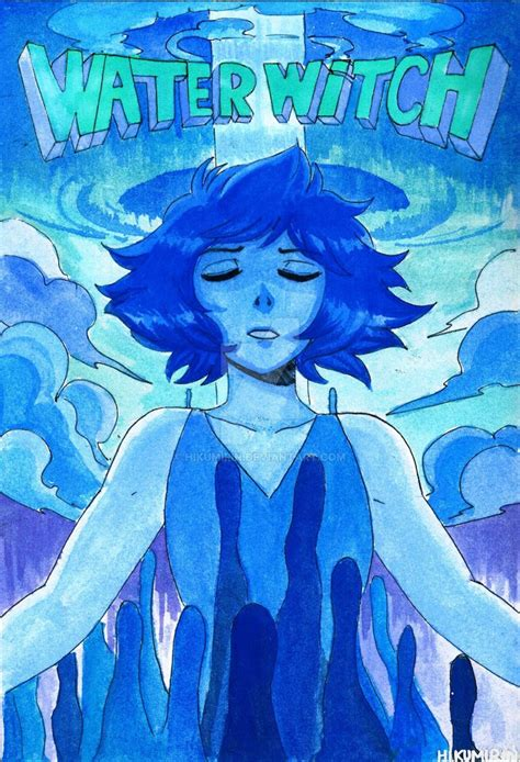 Witch Water by Steven Universe Water Witch By Hikumirin On Deviantart