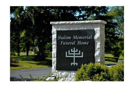 shalom memorial park arlington heights illinois
