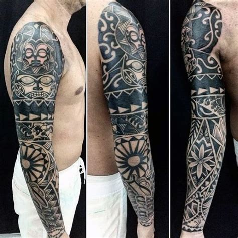 100 maori tattoo designs for men new zealand tribal ink ideas