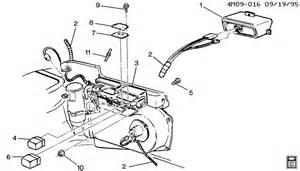 98 Buick Park Avenue Parts 98 Lesabre Blower Motor Issue