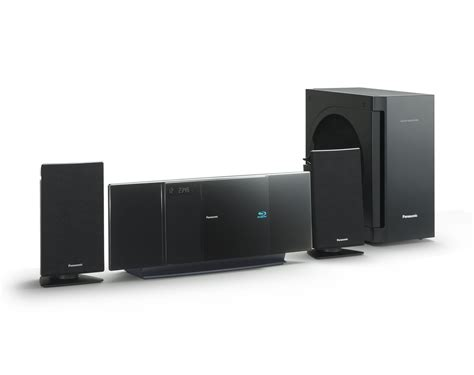 panasonic releases 2 1 home theater system sc