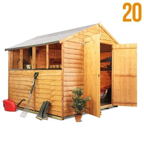how to build a 7x8 shed easy