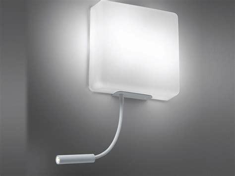 alma illuminazione lada da parete square by alma light design josep novell