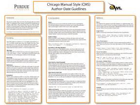 purdue owl chicago manual of style 16th edition