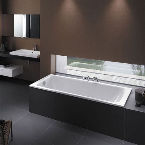 bette bathtubs betteselect built in bath by bette just bathroomware