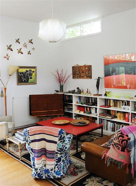 decorating small room ideas 50 eclectic living rooms for a delightfully creative home