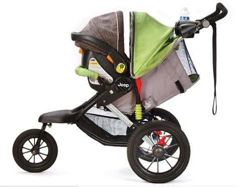 jeep stroller with infant car seat jeep strollers with car seat car seat easily attaches