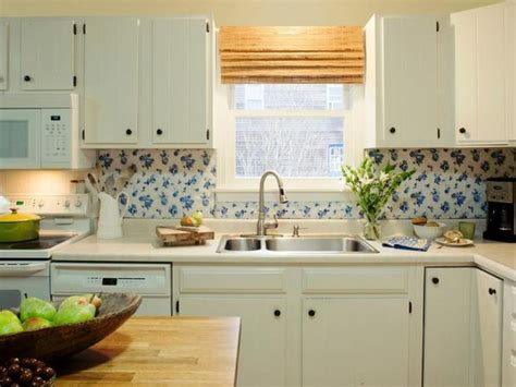budget kitchen backsplash 7 budget backsplash projects diy
