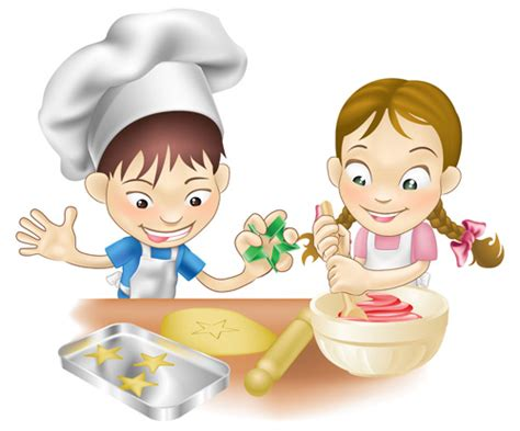 Day Two Began With A Visit To Chef Mickeys A C by Children Cooking Design Vector 05 Vector Vector