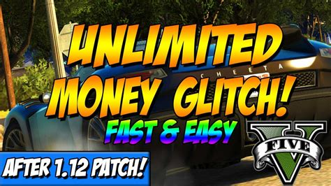 How Do I Make Money On Gta 5 Online - gta 5 fastest unlimited money glitch after 1 12 patch in gta online