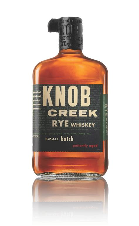 Knob Creek 100 Proof Review by Review Knob Creek Rye Whiskey Drinkhacker