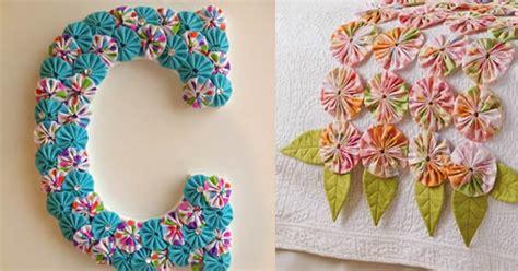 como decorar letras em japones 10 modelos de artesanato fuxico para voc 234 se inspirar