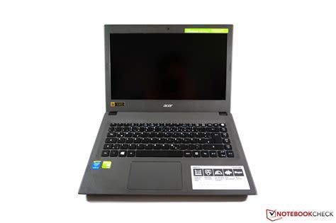 Laptop Acer E5 473g acer aspire e5 473g notebook review notebookcheck net