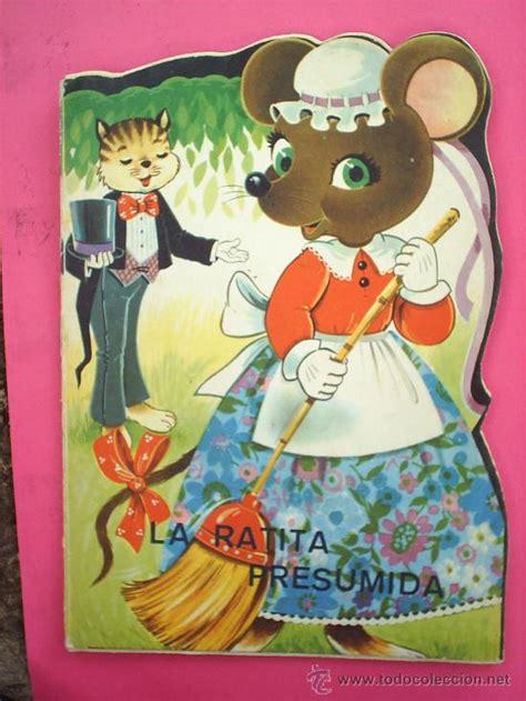 la ratita presumida troquelados coleccion cuentos troquelados vilmar n 23 la r comprar libros antiguos de cuentos en