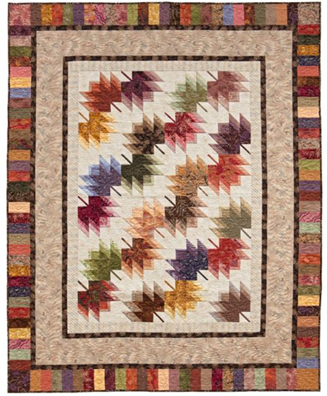Folded Quilt by Folded Corners And Other Painless Piecing Tricks
