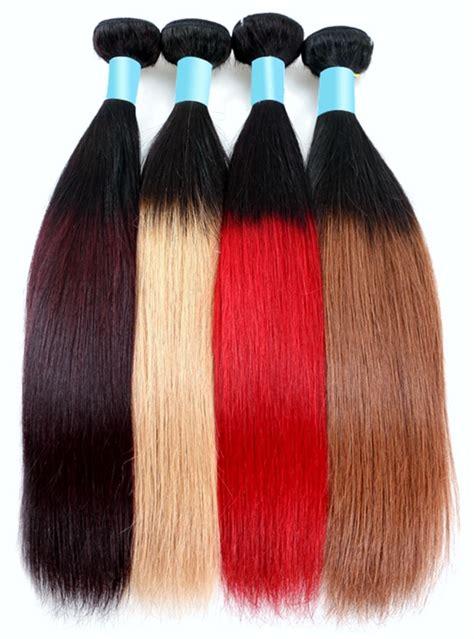 ombre yaky light yaki textured hair weaves a salon fresh straight