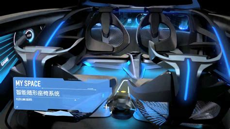 chevrolet fnr concept shanghai  youtube