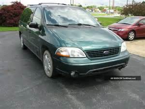 2003 Ford Windstar Lx 2003 Ford Windstar Lx Mini 7 Passenger 4 Door Great