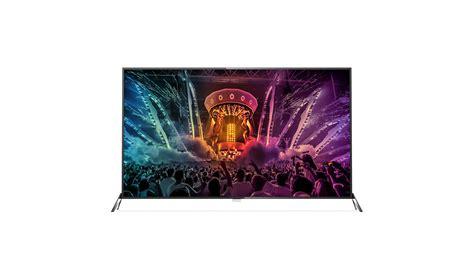 Ultraflacher Tv by Ultraflacher 4k Smart Led Fernseher 65pus6121 12 Philips