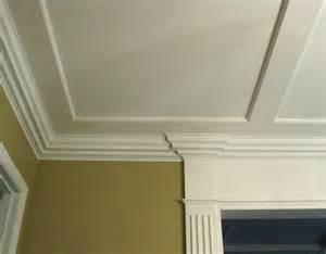 Home Design Center Union Nj coffered ceilings fluted casing door pediment amp crown