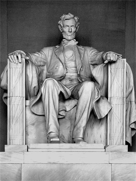 monument of abraham lincoln in washington dc abraham lincoln monument a photo from district of