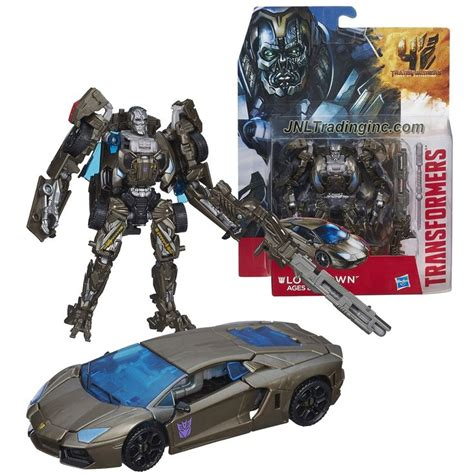 transformers 4 figures transformers age of extinction series deluxe class 5