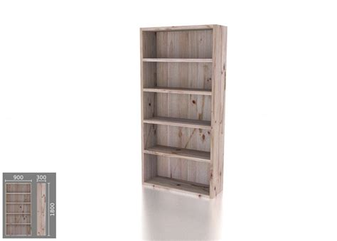 1800 classic bookshelf eco furniture design