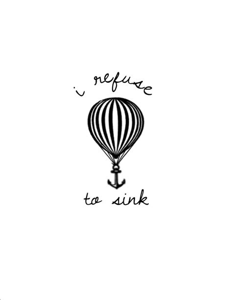 i refuse to sink font option 1 tattoo ideas