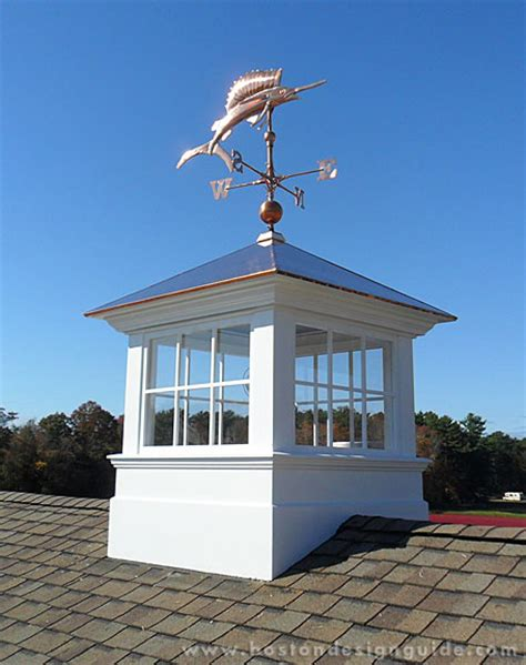 Cupola In Cape Cod Cupola Boston Design Guide