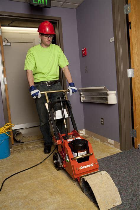 Remove Glued Carpet or Linoleum?   Issue No. 04   General
