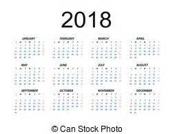 Taiwan Calendario 2018 2018 Calendar Clipart Vector And Illustration 866 2018