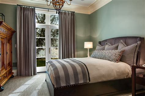 wythe blue bedroom bordered pillow shams with coffered ceiling living room
