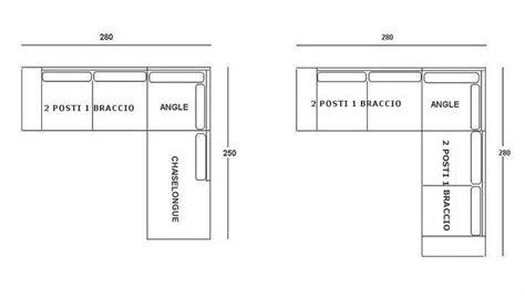 divani ad angolo piccole dimensioni divani angolari