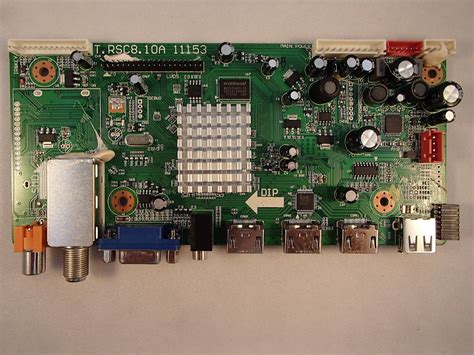 Mainboard Tv Sharp Type 24le175i sharp 60 quot lc 60e69u 1a2e1206 lcd board unit motherboard