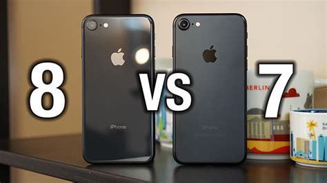 iphone 7 vs iphone 8 iphone 8 vs iphone 7 differences that matter pocketnow