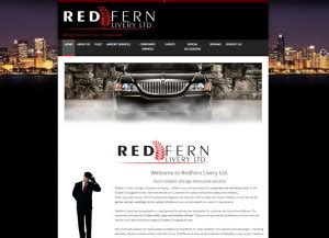 chicago limousine companies redfernlivery chicago limousine company website