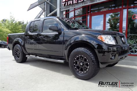 Nissan Frontier Tires by Nissan Frontier With 18in Xd Addict Wheels Exclusively