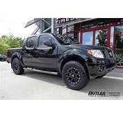 Nissan Frontier With 18in XD Addict Wheels Exclusively