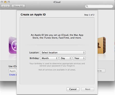 cara membuat icloud di iphone second cara membuat email icloud com gratis free all 4 u