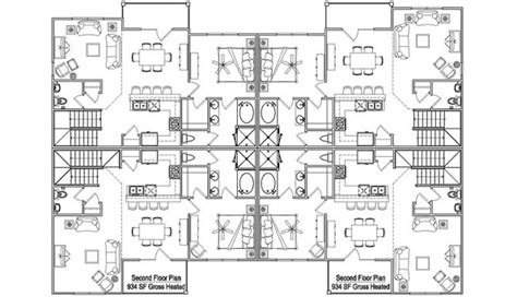 8 unit apartment floor plans inspiring 8 unit apartment building plans 16 photo