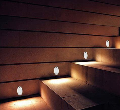 battery operated stair lights how to choose the right led stair lighting my decorative