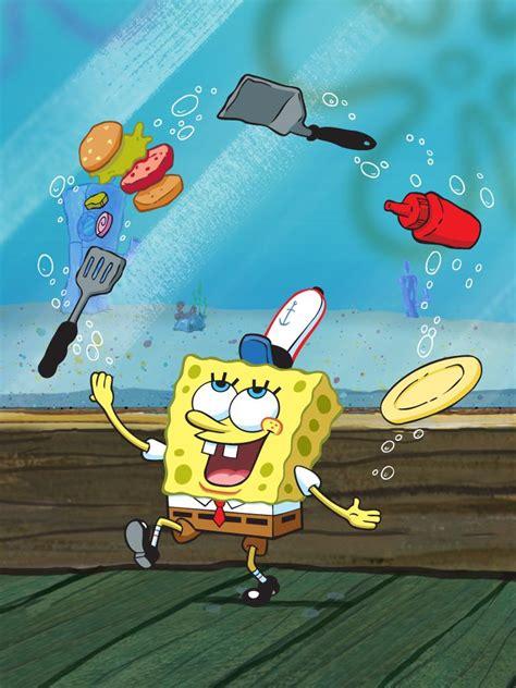 spongebob cuisine spongebob squarepants sponge for hire