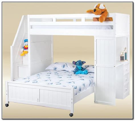 white twin over full bunk bed with stairs white twin over full bunk bed with stairs download page