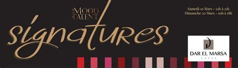 Vivre Is In The Mood For by Exposition Quot In The Mood For Talent Quot Les 19 Et 20 Mars 224