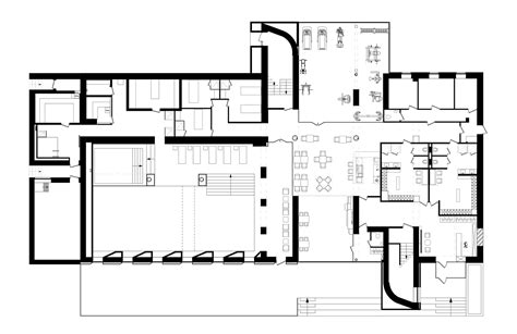 floor plan for spa gallery of spa in relax park verholy yod studio 14