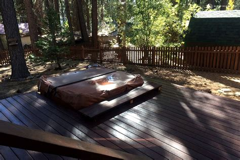 Pet Friendly With Tub pet friendly cabin with sauna and tub near lake tahoe california