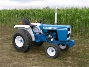 Ford 1300 Tractor Used Farm Tractors For Sale Ford 1300 Diesel 2005 08 12